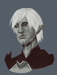 Fenris by Arysell