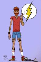 Hipster Flash by Fildey