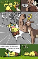HG Nuzlocke : 79 by SaintsSister47