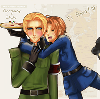 APH: Germany+Italy by kaiser-mony