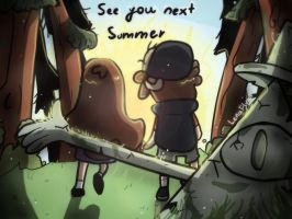See You Next Summer by LenaFlynn