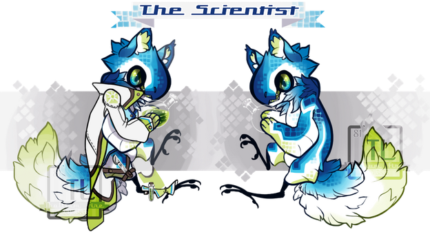 The Scientist (JR custom) by Thalliumfire