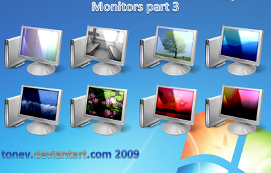 Monitors part 3 by tonev