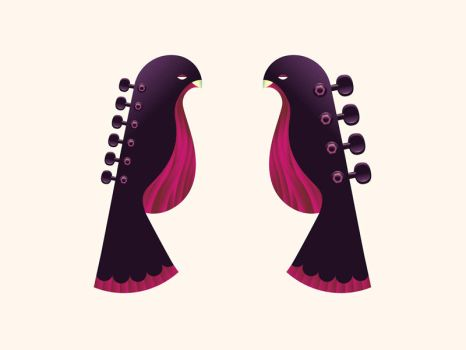 Songbirds by drewfio