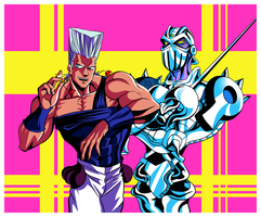 Jean Pierre Polnareff by nightshide