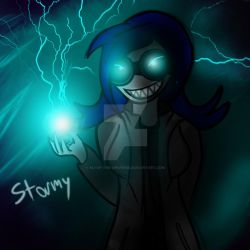 Storm's comin(Commission) by MJ-OF-THE-UNIVERSE