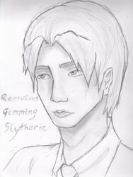 Romulous Gemming by soulreaperrukia95