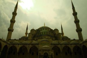 Istanbul mosque by ionut68