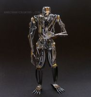 Sentience (Front Full) Watch Parts Humanoid by AMechanicalMind
