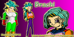 Point Commision: Brachi Chrome theme by Evil-Black-Sparx-77