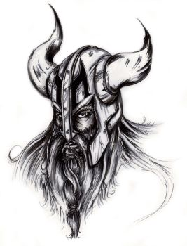 The Viking by ECTO87