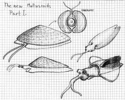 The new ''Molluscoids'' - Part I. by PeteriDish