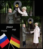 Germany and Russia - peace by nenco
