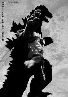 G02 Godzilla Raids Again by Designosaurus-Rex