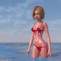 Shipwrecked by Swawa3D
