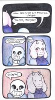 Undertale by DeyaniraWitch