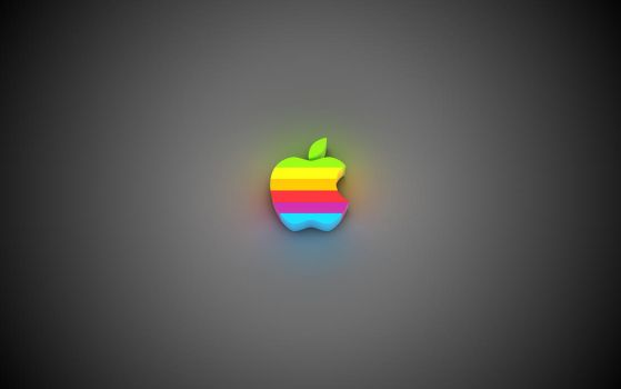 Retro Apple Light by fernando-moran