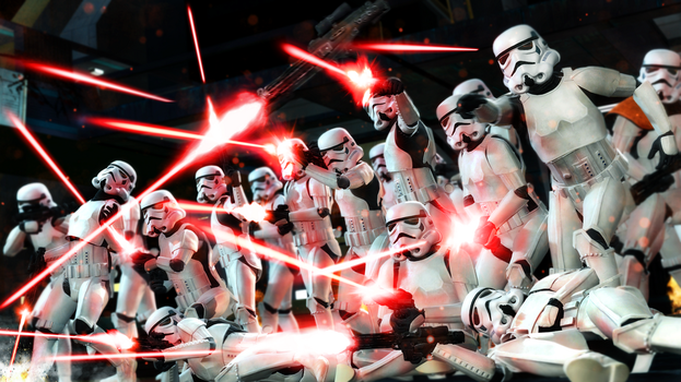 The Accuracy of Stormtroopers by LordHayabusa357