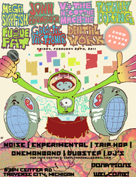 House Show Flyer Feb. 25, 2011 by mr-insomnia777