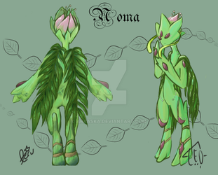 Species Profile: Noma |Outdated Description| by Araaska