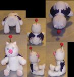 Mog the Moogle by GeekyLogic