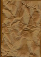 crumpled paper by nemo-stock