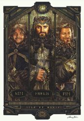 Line of Durin by AdrianaMelo
