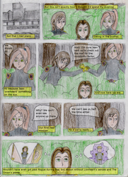 Phase Four Page One by BlueEyedFaye