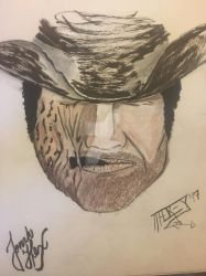 Jonah Hex by Kryssieness