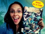 The Secret of the Dinosaurs Coloring Book! by marimoreno
