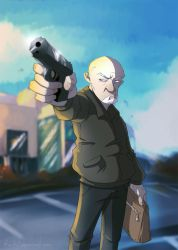 BB: Mike Ehrmantraut by RichiHart