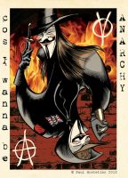 Anarchy In the UK by Phostex