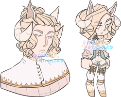 C: akasira cont. by star-stickers
