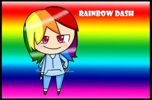 Rainbow Dashieee ^3^ by MusicallyBlissed