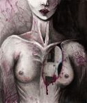 Violin by Jazmin-Negro