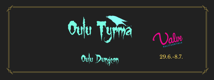 Oulu Dungeon Facebook Banner by OuluDungeon