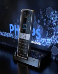 Philips phone by Ozzik-3d