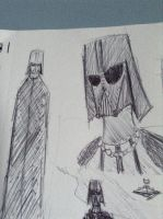 vader doodle by Lambda-fallout125