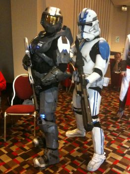 halo clones by TIMECON