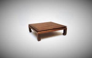 Square Ming Coffee Table by belakwood