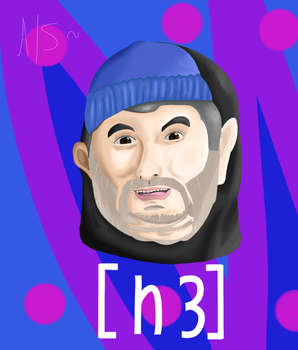 Daily Doodle: h3h3 by RazorApple