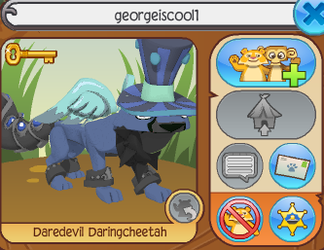 Animal Jam|SCAMMER (7) by AJPolice