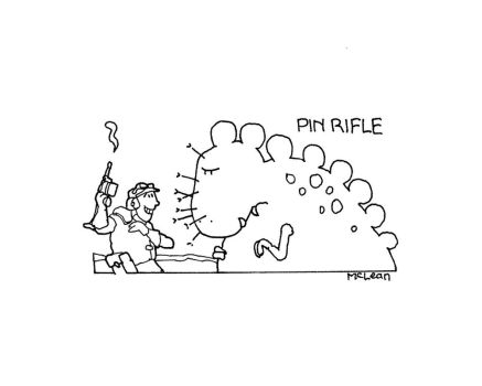 Pin Rifle by WillMcLean
