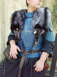 Norse Wolf Armor 1 by AThousandRasps