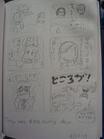Today was 100 Yen Curry Day by JinjoJess