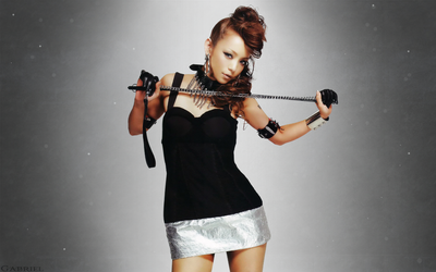 Namie Amuro by Doc-inc