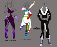 COLLAB: Future Fashion 21 [CLOSED] by Kyou-Adoptables