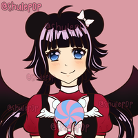 Commission OC Icon by ShulePoP