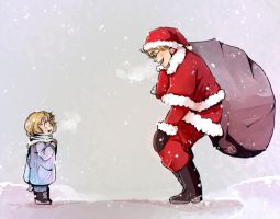 A Christmas Surprise by This-Beautiful-World