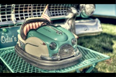 mini bumper car by bean829